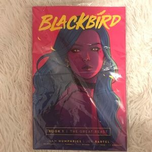 Other - Blackbird Graphic Novel